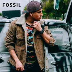 Fossil offers in the Leeds catalogue