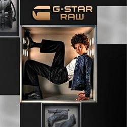 G-Star RAW offers in the London catalogue