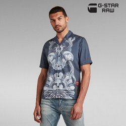 G-Star RAW offers in the G-Star RAW catalogue ( 13 days left)