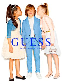 Guess offers in the London catalogue