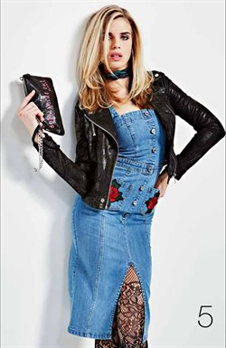 Denim dress offers in the Guess catalogue in London