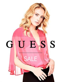 Guess offers in the Sheffield catalogue