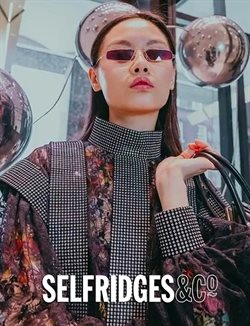 Selfridges offers in the London catalogue