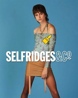 Selfridges offers in the Manchester catalogue