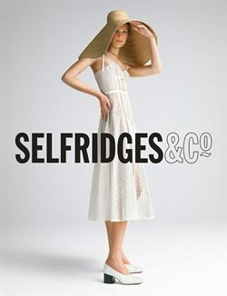 Selfridges catalogue in London ( Expired )