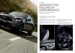 Exhaust offers in the Infiniti catalogue in London
