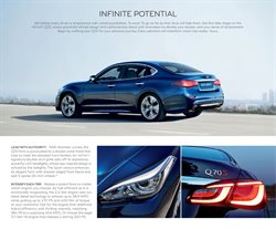 Headlights offers in the Infiniti catalogue in London