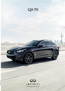 Infiniti offers in the London catalogue