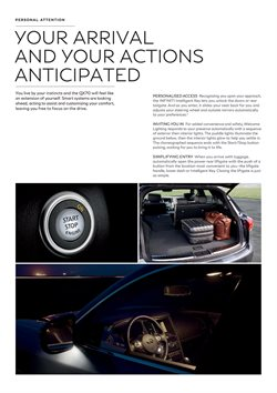 Steering wheel offers in the Infiniti catalogue in London