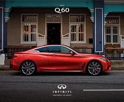 Cars, Motorcycles & Spares offers in the Infiniti catalogue ( More than a month)