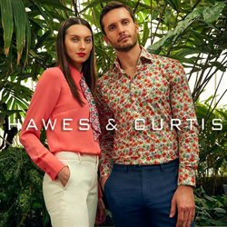 Hawes & Curtis offers in the London catalogue