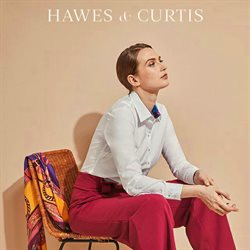 Hawes & Curtis catalogue in Glasgow ( More than a month )