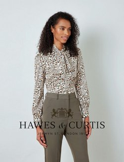 Hawes & Curtis catalogue ( More than a month )