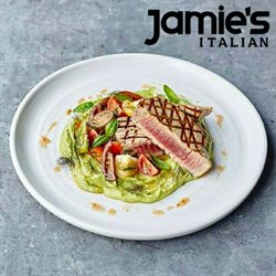 Jamie's Italian offers in the London catalogue