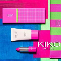 Kiko offers in the London catalogue