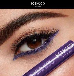 Pharmacy, Perfume & Beauty offers in the Kiko catalogue in London ( Expires tomorrow )