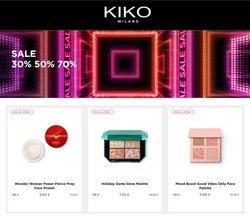Kiko offers in the Kiko catalogue ( 11 days left)