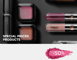 Kiko coupon ( 3 days left )
