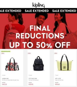 Kipling offers in the Kipling catalogue ( Published today)