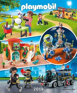 Playmobil offers in the London catalogue