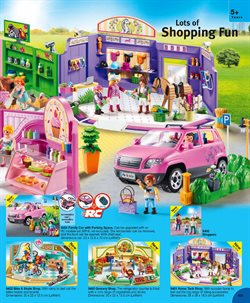 Dinosaurs offers in the Playmobil catalogue in London