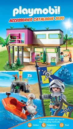 Toys & Babies offers in the Playmobil catalogue in Solihull ( More than a month )