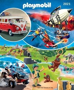 advent calendar offers in the Playmobil catalogue ( More than a month)