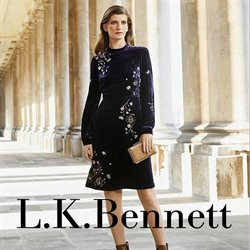 LK Bennett offers in the London catalogue