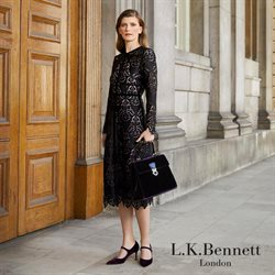 LK Bennett offers in the Bristol catalogue