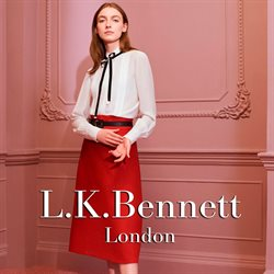 LK Bennett offers in the Northampton catalogue