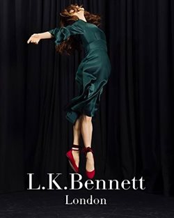 LK Bennett offers in the Manchester catalogue