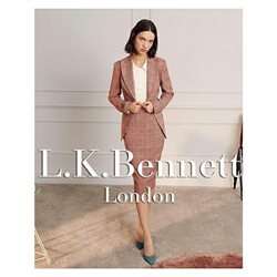 LK Bennett catalogue ( 5 days left )