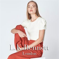 LK Bennett catalogue in Liverpool ( More than a month )