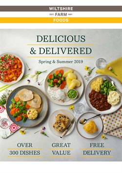 Wiltshire Farm Foods offers in the London catalogue
