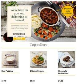 Wiltshire Farm Foods catalogue ( Expires today )