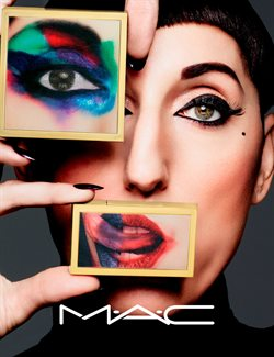 MAC Cosmetics offers in the London catalogue