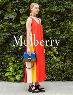 Mulberry catalogue ( More than a month )