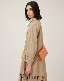 Mulberry offers in the Mulberry catalogue ( Expires tomorrow)