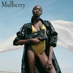 Mulberry offers in the Mulberry catalogue ( Published today)