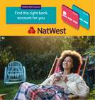 Banks offers in the Natwest catalogue in Liverpool ( 15 days left )
