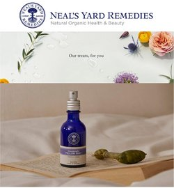 Neal's Yard catalogue ( Expired )