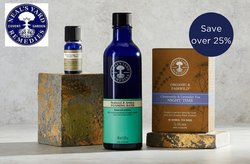 Pharmacy, Perfume & Beauty offers in the Neal's Yard catalogue ( 2 days left)