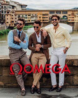 OMEGA offers in the London catalogue