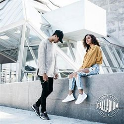 Palladium Boots offers in the London catalogue