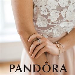 Pandora offers in the London catalogue