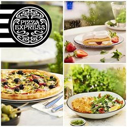 Restaurants offers in the Pizza Express catalogue in Belfast