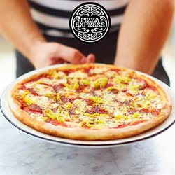 Pizza Express offers in the Birmingham catalogue