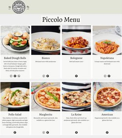Restaurants offers in the Pizza Express catalogue ( More than a month)