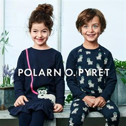 Polarn O. Pyret offers in the London catalogue