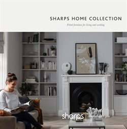 Home & Furniture offers in the Sharps catalogue in Glasgow ( More than a month )